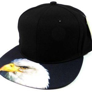 Brand New Strap back cap - Eagle